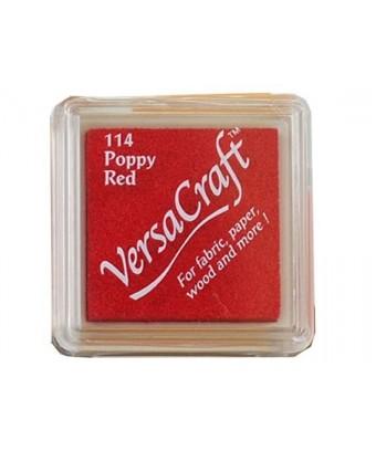 Tinta Versacraft poppy red...