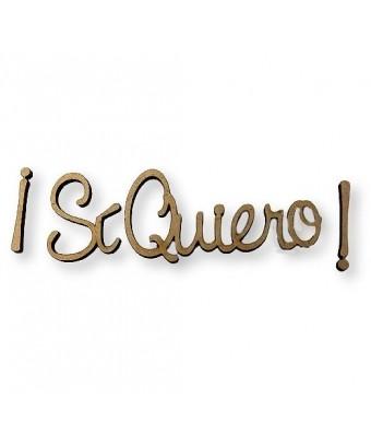 ¡Sí quiero!