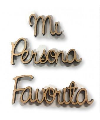 Mi persona favorita